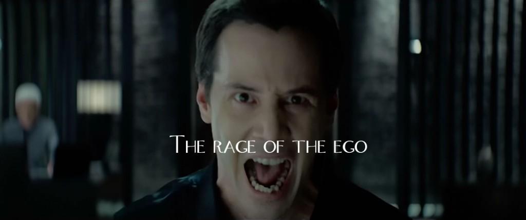 man of tai chi danaka rage of the ego