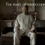 The Peace of Meditation within The Man of Tai Chi